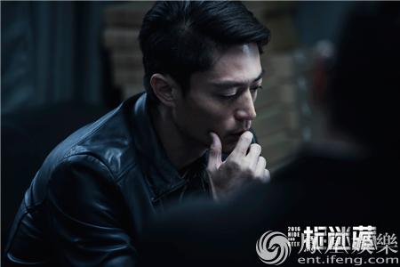 《捉迷藏》首曝片段 霍建华隐秘往事揭穿噩梦缠身