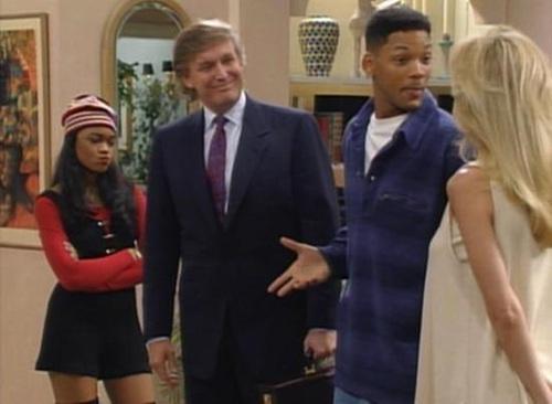 特朗普客串小鬼当家