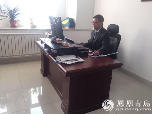 专访青岛科技大学归侨李志波博士