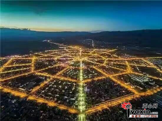 县城特克斯镇距乌鲁木齐市公路里程852千米.