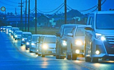 日本福岛发生7.4级地震并引发海啸
