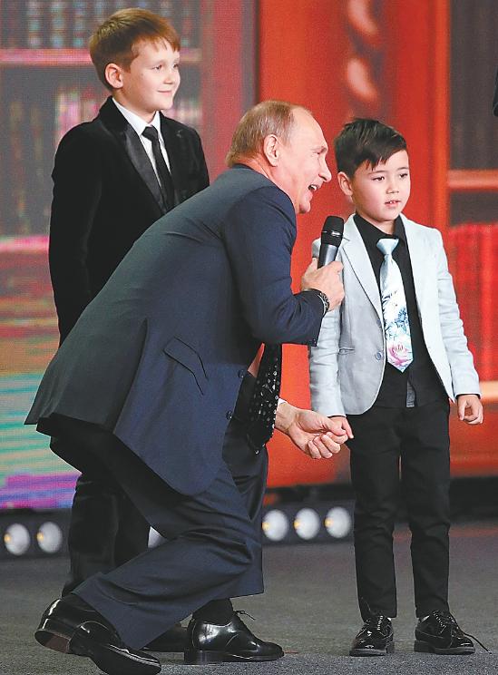 """普京开了一个""""国际玩笑"""" 西方国家却"""