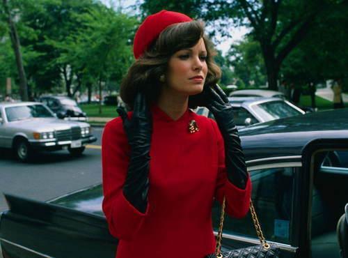 2.杰奎琳·史密斯 1981年在ABC电视台的电视电影《Jacqueline