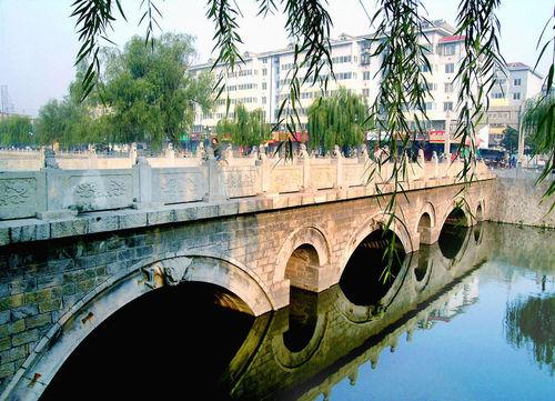 邯郸学步桥。图片来源于网络
