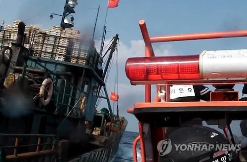 """韩媒:韩国仁川设人工鱼礁阻中国渔船""""非法捕捞"""""""