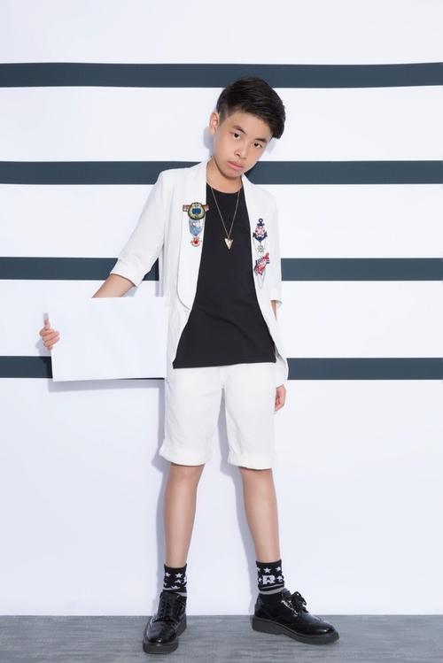 专访2017cip少儿模特明星盛典形象代言人李明轩