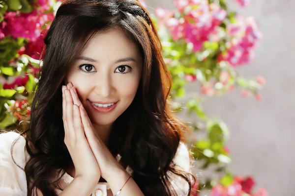 刘诗诗林心如赵丽颖 美美的鹅蛋脸女星