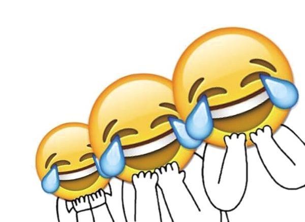 """全世界都在发表情""""笑哭""""成最流行-青苹果影院图片"""
