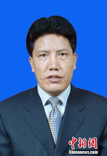 西藏自治区人大常委会主任洛桑江村 西藏自治区供图