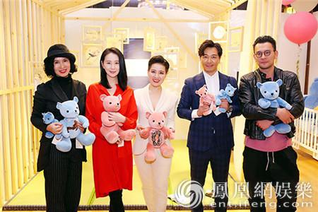 王碧儿品牌雕塑展启动 吴樾等好友鼎力支持