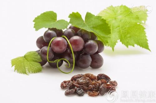 葡萄干1种吃法竟可甩掉心脏病?