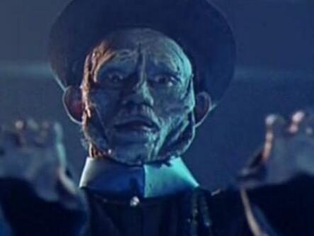 cos-他是僵尸道长第二人与林正英是同门师兄