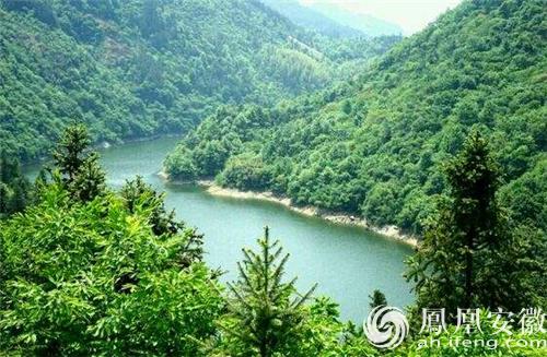万佛山是国家森林公园,因主峰老佛顶似弥勒大佛面南盘坐,气势宏伟