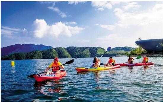 收藏!2017年千岛湖最美旅行地图