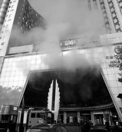 南昌一星级酒店起火已造成10人遇难