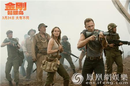 抖森3.16来华宣传《金刚》 巨制特辑讲述大片养成记