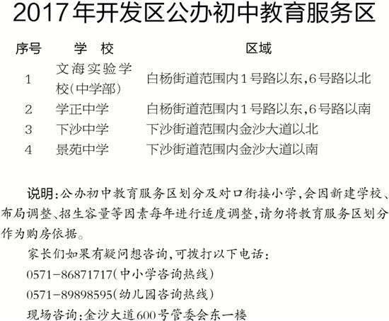 2017年开发区公办作文教育服务区_凤凰初中你为喝彩初中资讯图片