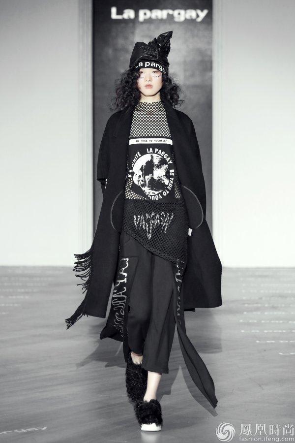 "La pargay""呼与吸""2017秋冬时装发布"