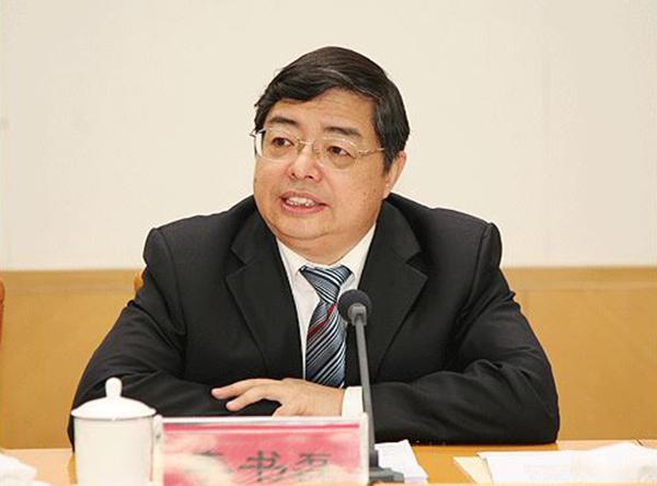 中纪委副书记李书磊兼任中央追逃办主任(图/简历)
