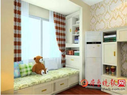 矮柜:除了沙发能休闲,飘窗处加点矮柜和直柜,发呆,睡觉储物,样样行