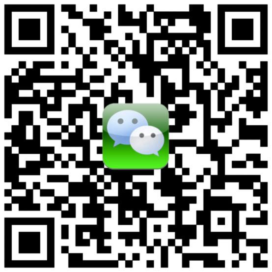 """""""河北长城网""""官网微信二维码。"""