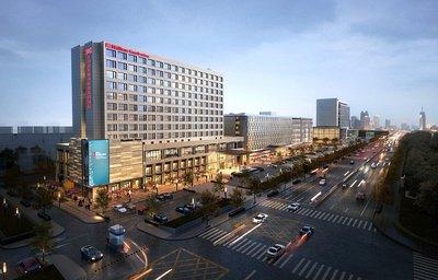希尔顿花园酒店品牌首次亮相上海