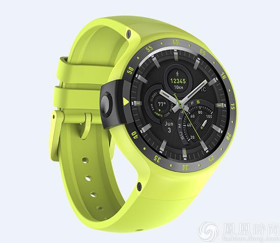 时尚运动穿戴先锋 问问手表Ticwatch S和Ticwa
