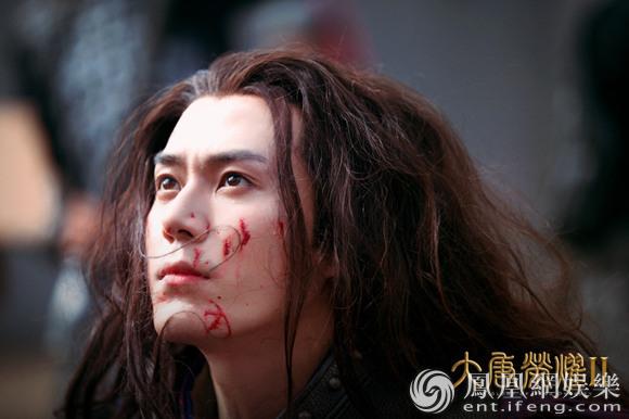 《大唐荣耀2》茅子俊舍命救景甜 任嘉伦含泪离