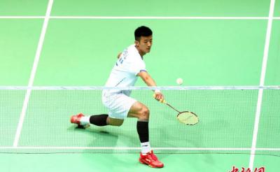 林丹、谌龙、李宗伟晋级羽毛球亚锦赛八强
