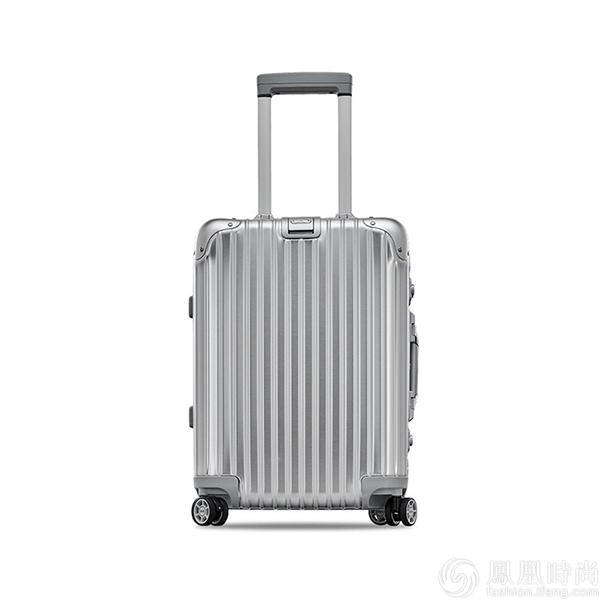rimowa 日默瓦铝镁合金旅行箱登机箱20寸银色