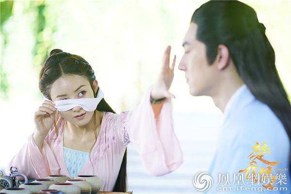 """《楚乔传》""""星玥CP""""反套路演绎""""微甜""""恋情"""