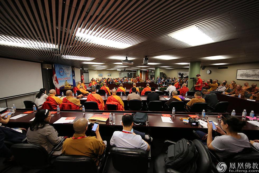 直击多伦多:中加美三国佛教论坛圆满闭幕