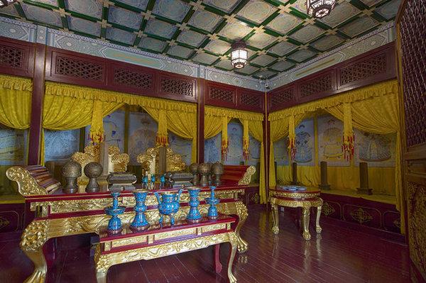 吉林长春·走进末代皇帝最后的宫殿