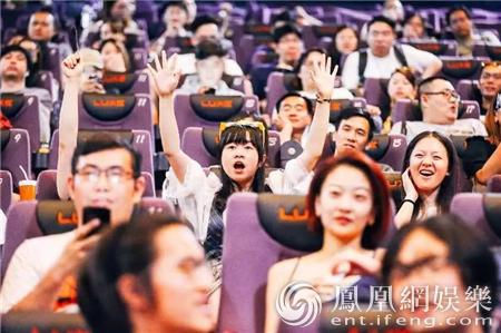 首座激光LUXE影城落户上海 开启《猩球崛起3》影迷之夜