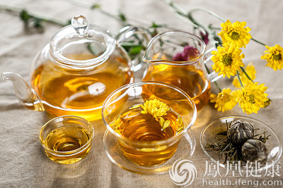 这种茶清热解毒抗衰老, 但这四种人不能喝它!