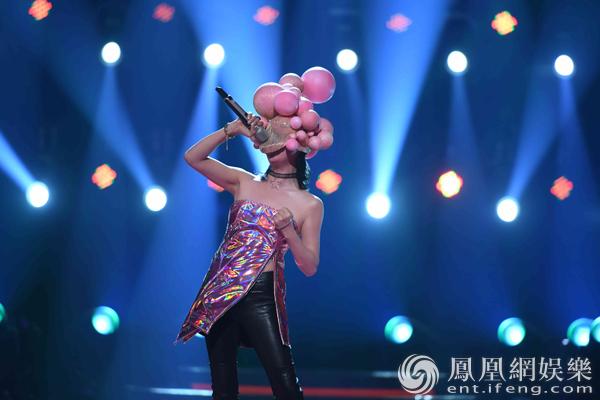 """《蒙面》""""粉红女王""""李慧珍:唱的不是歌 是我的贪心"""