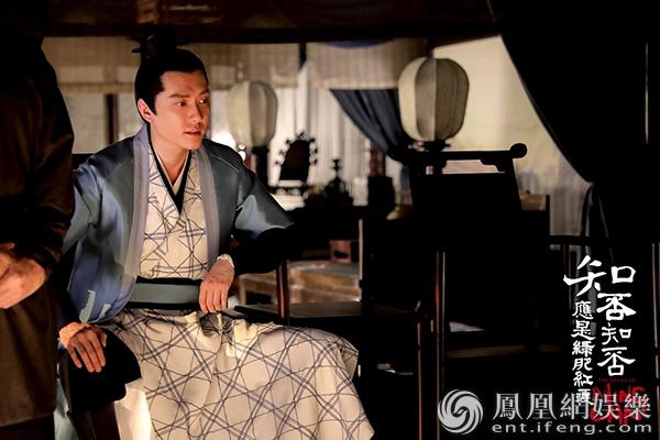 穿上古装就像开挂!冯绍峰《知否》造型被赞契合原著