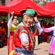 沈阳市和平区首届朝鲜族民俗风情农乐舞大赛圆满落幕