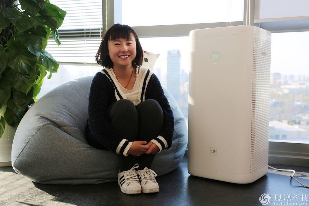 畅呼吸空气净化器体验:罗老师想把这台大家伙卖给谁?