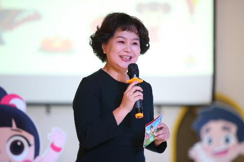 《洛宝贝》首播:动漫女孩展示中国有爱生活