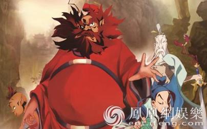 《钟馗传奇》明日上映 四大看点揭秘中国动画传承之作