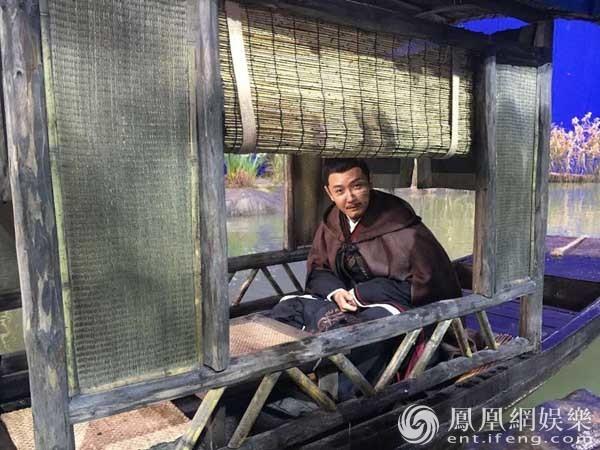 《剑王朝》横店低调开机 倪新宇对决李现
