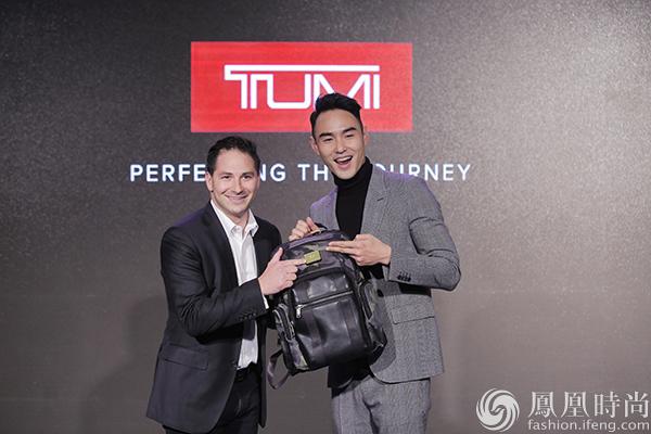 灵感加州 梦想旅程——TUMI携手Global Citizen阮经天 举办2018春夏新品预览