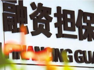 河南38家融资担保机构将换发经营许可证