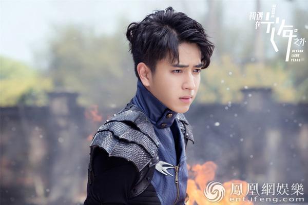 《初遇在光年之外》陈若轩徐娇并肩作战 点燃热血青春