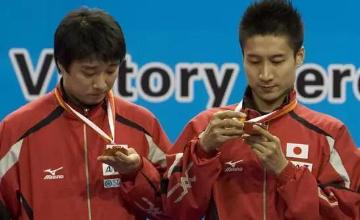 日本乒乓一哥