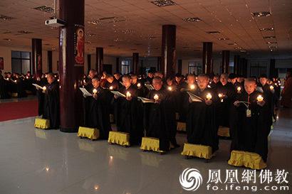 五一假期怎么过?就到东台弥陀寺体验真正的佛系生活吧!