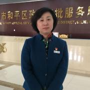 和平区政务审批服务局局长王鹤锦介绍相关情况