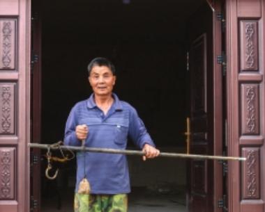 【改革开放四十年湖南印记】分田到户第一年家里有了余粮