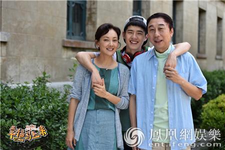 冯巩再拍电影 《幸福马上来》被誉主流电影新标杆